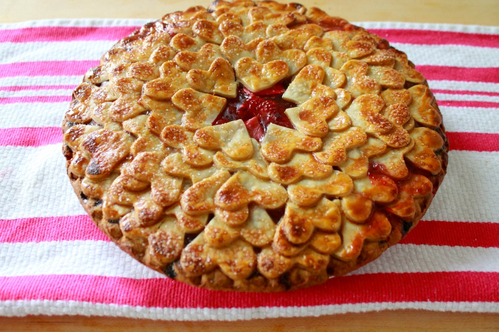 Открытые пироги из песочного теста рецепты с